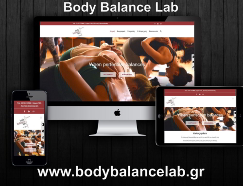 Body Balance Lab | Pilates – Χρόνιες παθήσεις – Ενδυνάμωση