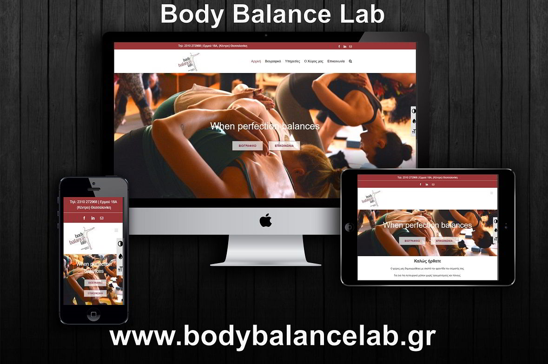 Body Balance Lab | Pilates - Χρόνιες παθήσεις - Ενδυνάμωση | Θεσσαλονίκη