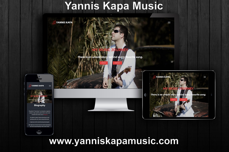 Yanniskapamusic presentation